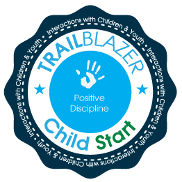 TrailBlazer Badge Example