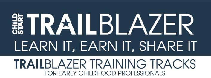 TrailBlazer Logo.  Learn It, Earn It, Share It.